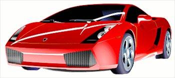Lamborghini clipart #10
