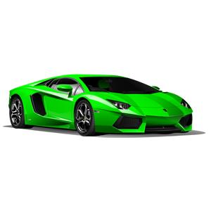 Lamborghini clipart #6