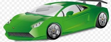 Lamborghini clipart #11