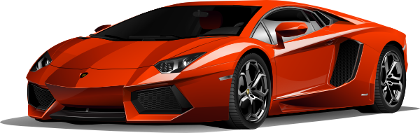 Lamborghini clipart #3