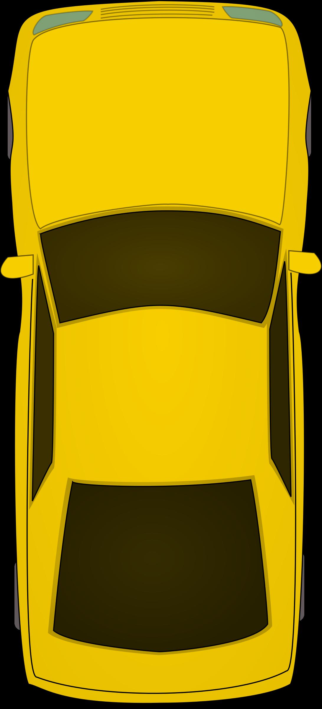 Aerial clipart view a car Art View Top up Lamborghini