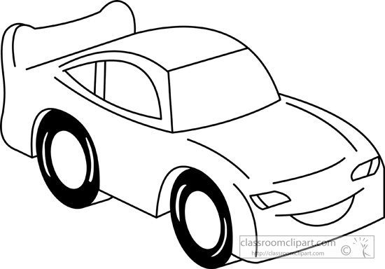 Toy clipart outline #8