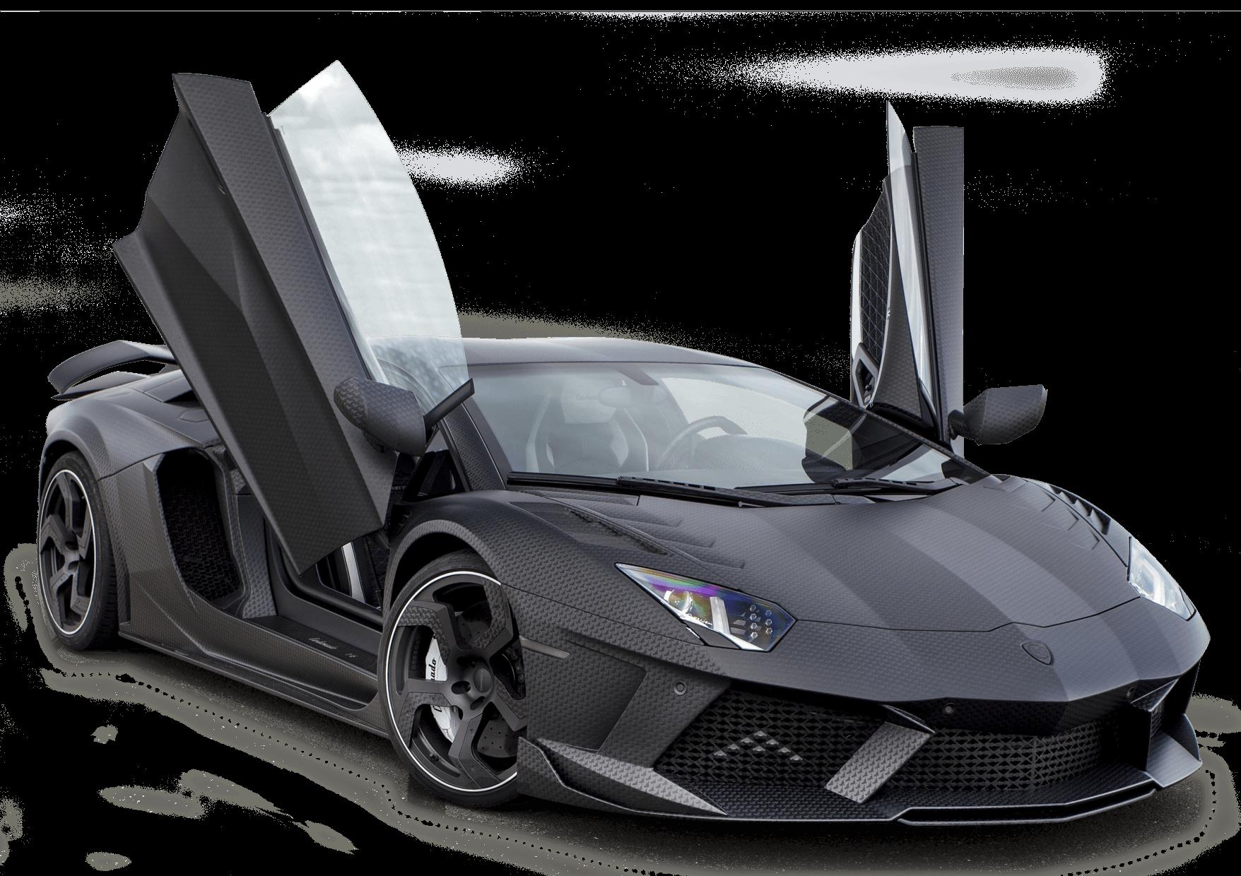 Lamborghini clipart lamborghini aventador Lamborghini StickPNG Aventador PNG Carbon