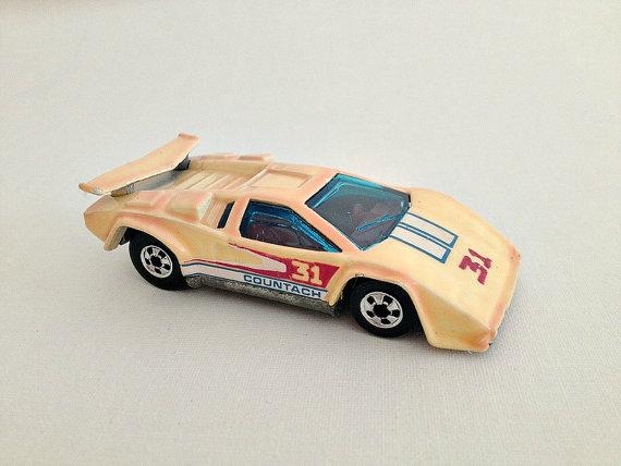 Lamborghini clipart matchbox car Lamborghini Vintage Car Toy Racer