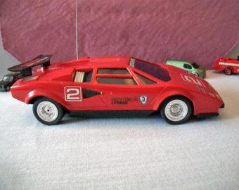 Lamborghini clipart matchbox car Countach Tandy Radio Control Car