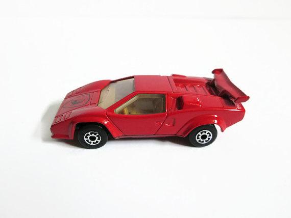 Lamborghini clipart matchbox car Countach Toy Car Italian Car