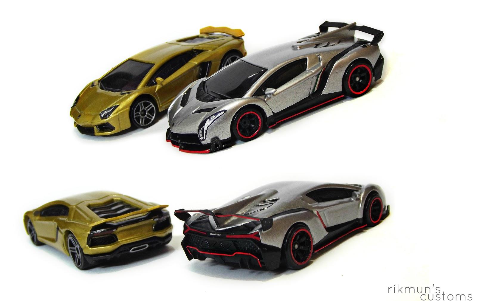 Lamborghini clipart matchbox car Customized Lamborghini Ernest  and