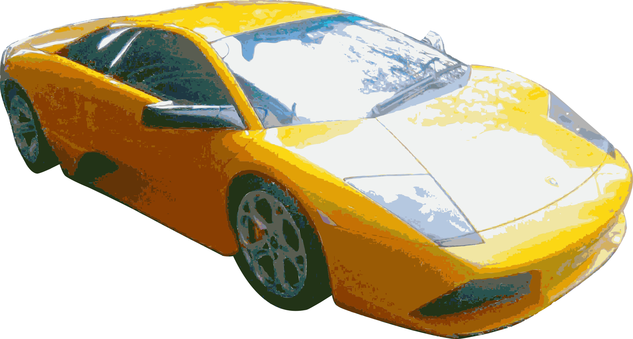 Lamborghini clipart sportscar Cutout Clipart Car Car Sports