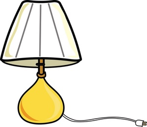 Lamp clipart White Clipart Black clipart And