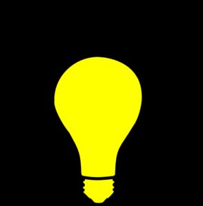 Bright clipart tree landscape Light clipart bulb clipart light