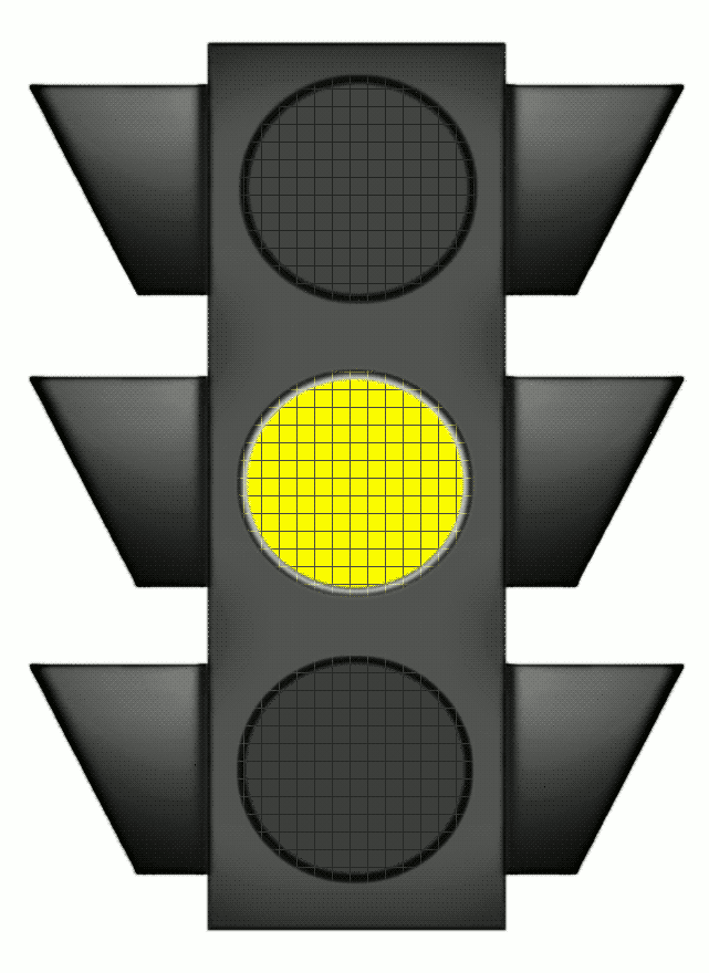 Amber clipart Stop Clipart Yellow Light