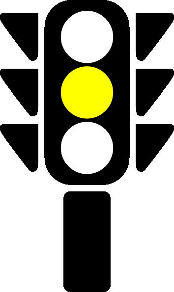 Traffic Light clipart amber Light Yellow Clipart Download Light