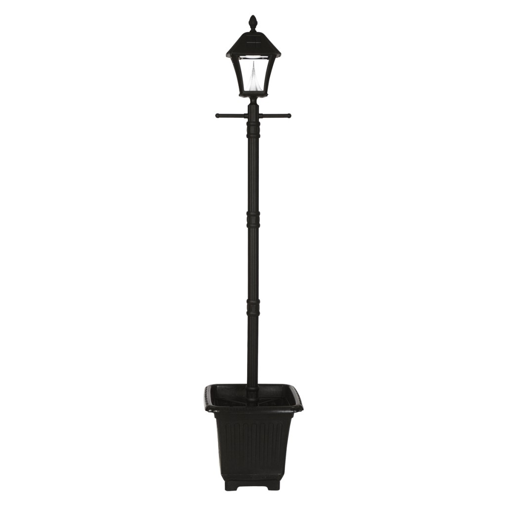 Lamp Post clipart black and white Pot Baytown Planter  Outdoor