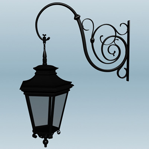 Lamp Post clipart old style Lights Pinterest  old fashioned