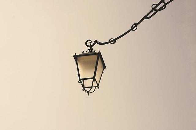 Lamp Post clipart ornate Photo Vintage Lamp Light Post