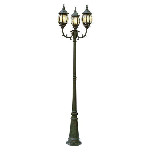 Lamp Post clipart outside Copper Post 25+ Light Lantern