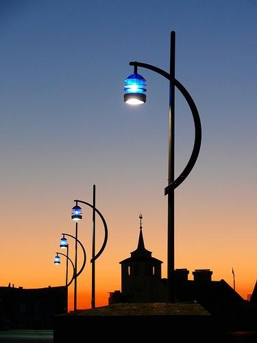Lamp Post clipart public Old Street 25+ Street shadows