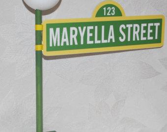 Sesam Street clipart light pole Street Inspired Sesame Street Sesame