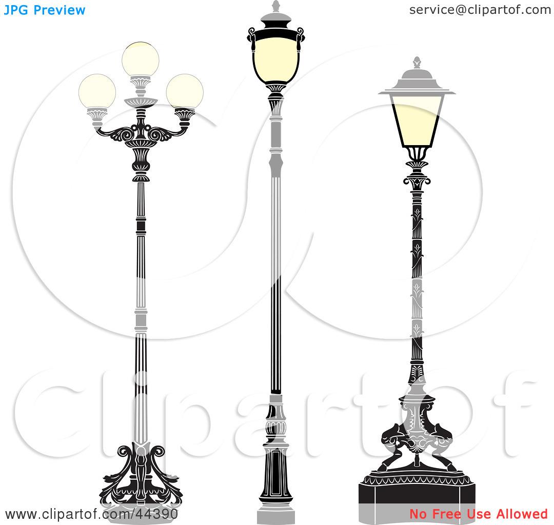 Lamps clipart old lamp Clipart A Clipart Antique Clipart
