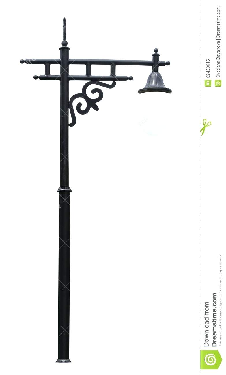 Street Light clipart post Street  Flood Cfl Gallery