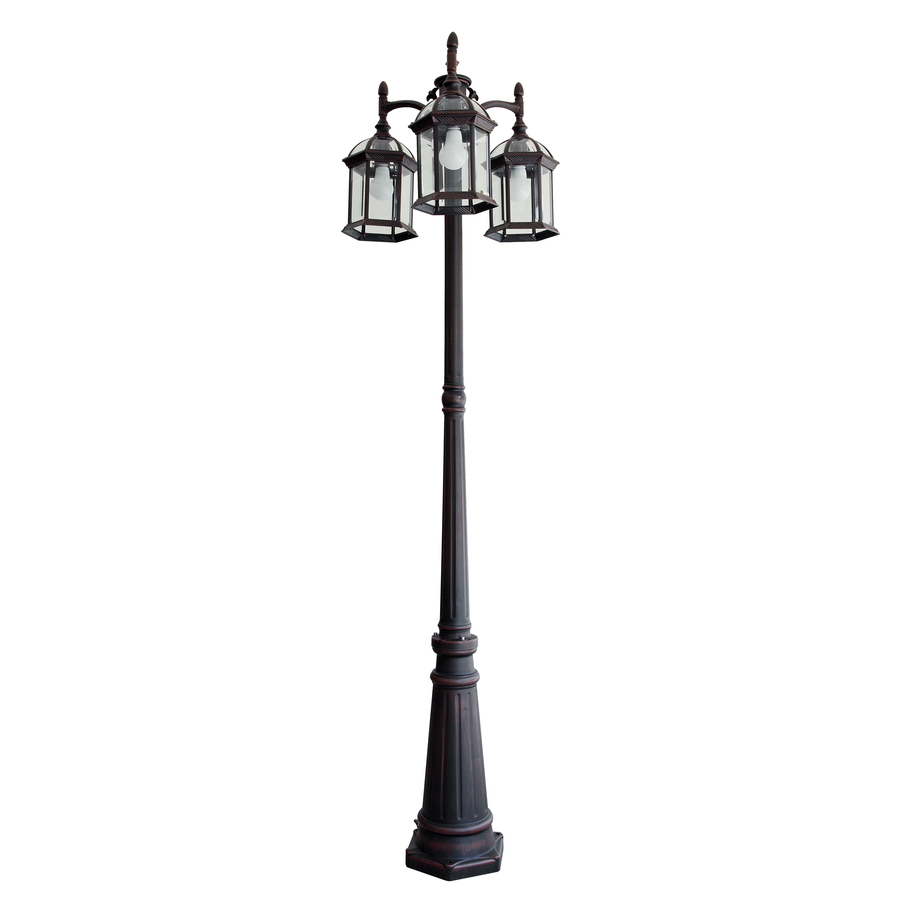 Lamp Post clipart yard 78 in & H Portfolio