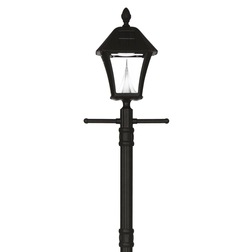 Lamp Post clipart yard Baytown Solar Lamp  Planter