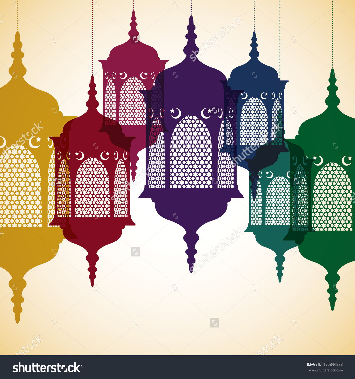 Paper Lantern clipart ramadan Images Decorative Up Light Up