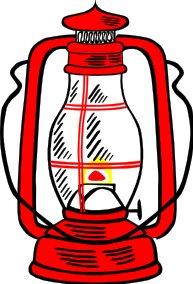 Lamps clipart kerosene lamp Free lamp Images Free hurricane