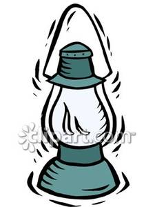 Latern clipart old fashioned Royalty Clipart Picture Camping Oil
