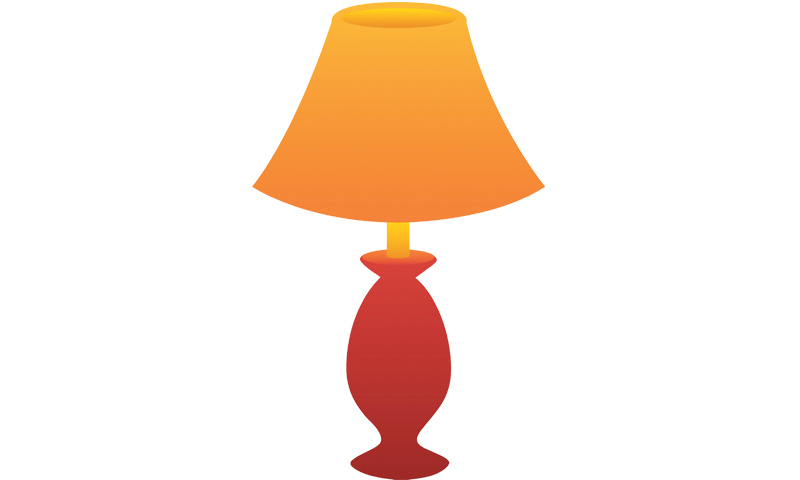 Lamps clipart many To infinite Newspaper when lighting