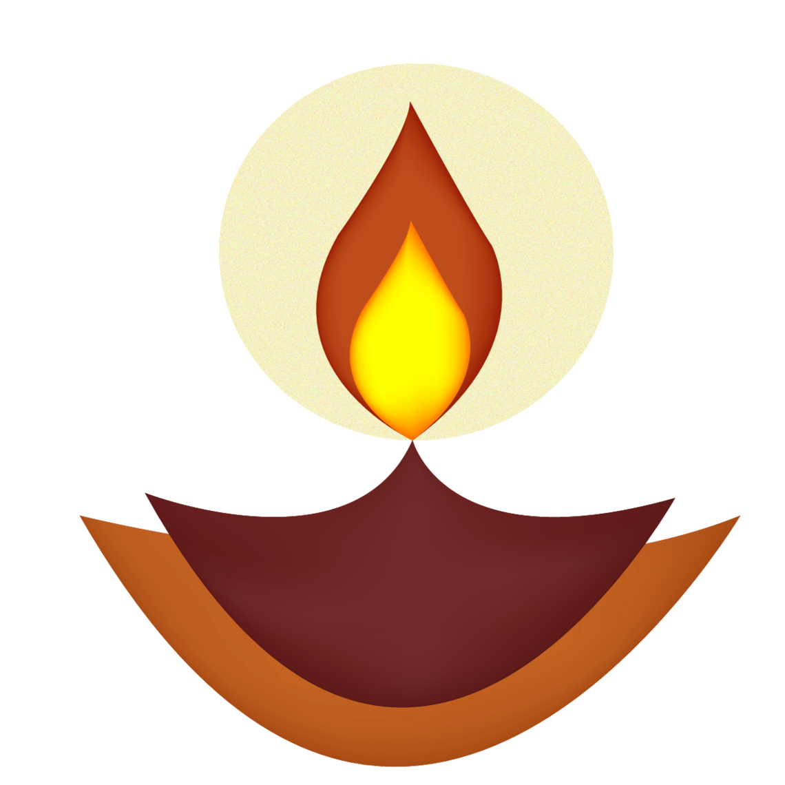 Oil Lamp clipart mud Lamp Diwali magiel Clipart Lamp