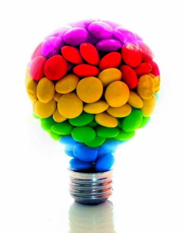 Lamps clipart rainbow colour Rainbow images Color lamp about