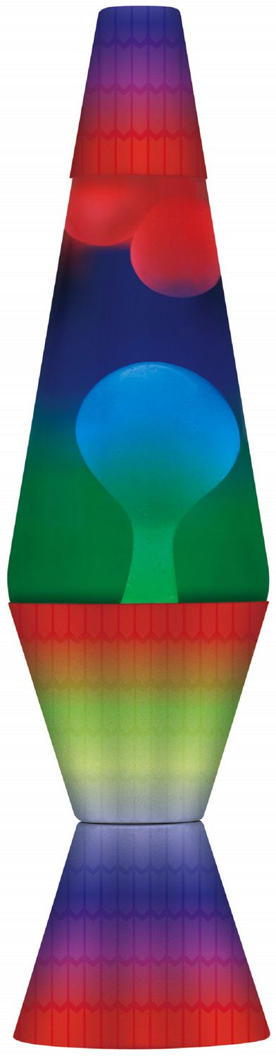 Lamps clipart rainbow colour  Print Lamp 14 Lava