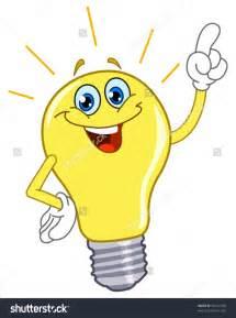Lamps clipart thinking Bulb Light Light Light light