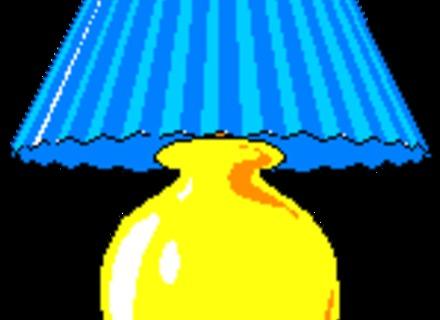 Lamps clipart thinking Clipart Clipart Desk Anim Clip