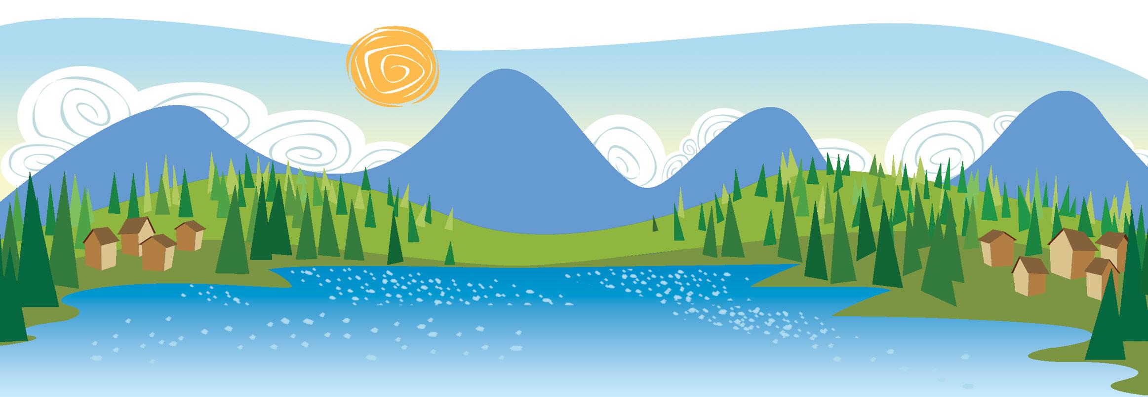 Landscape clipart Clip Free landscape%20clipart Free Images