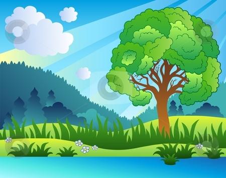 Landscape clipart Clipart Panda landscape%20clipart Images Clipart
