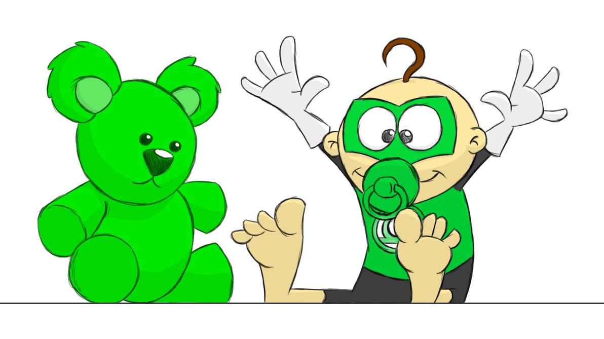 Lantern clipart baby green By Green Danial79 DeviantArt Baby