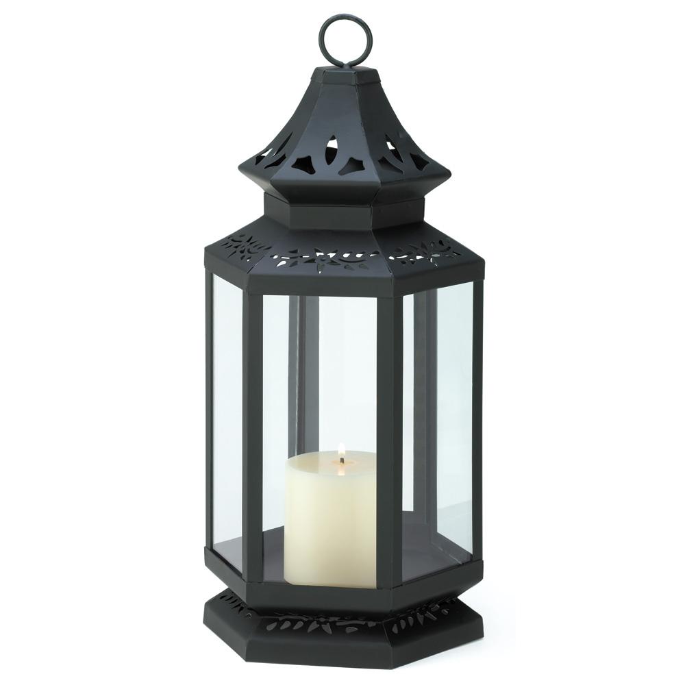 Lantern clipart candle lantern Stagecoach Black Decorations Lanterns Large