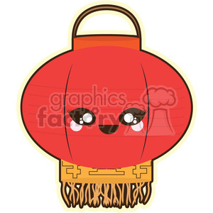 Lantern clipart cartoon chinese Character Chinese cartoon Chinese Lantern