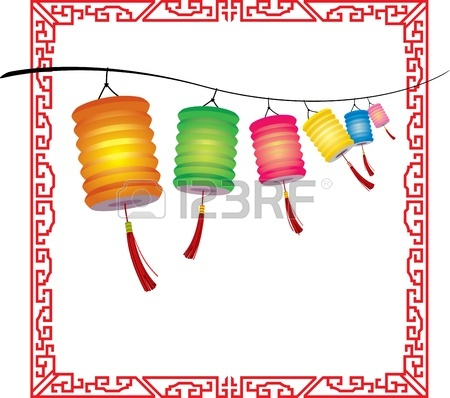 Lantern clipart chinese border Fall%20festival%20border%20clip%20art Free Fall Festival Border