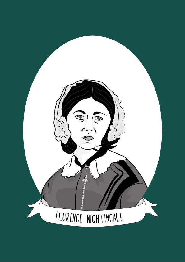 Lantern clipart florence nightingale Known Nightingale best famously on