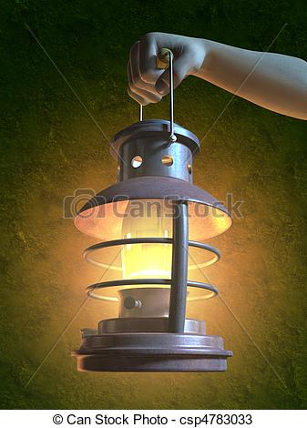 Latern clipart hand holding Old Old hand is lantern