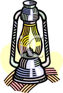 Latern clipart old fashioned Clipart Fashioned Lantern An Clipart