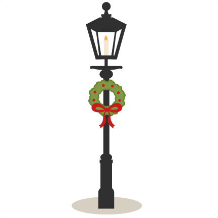Lantern clipart nautical (62+) Street christmas art lamp
