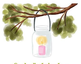 Lantern clipart tree Lantern art 2 :: buy