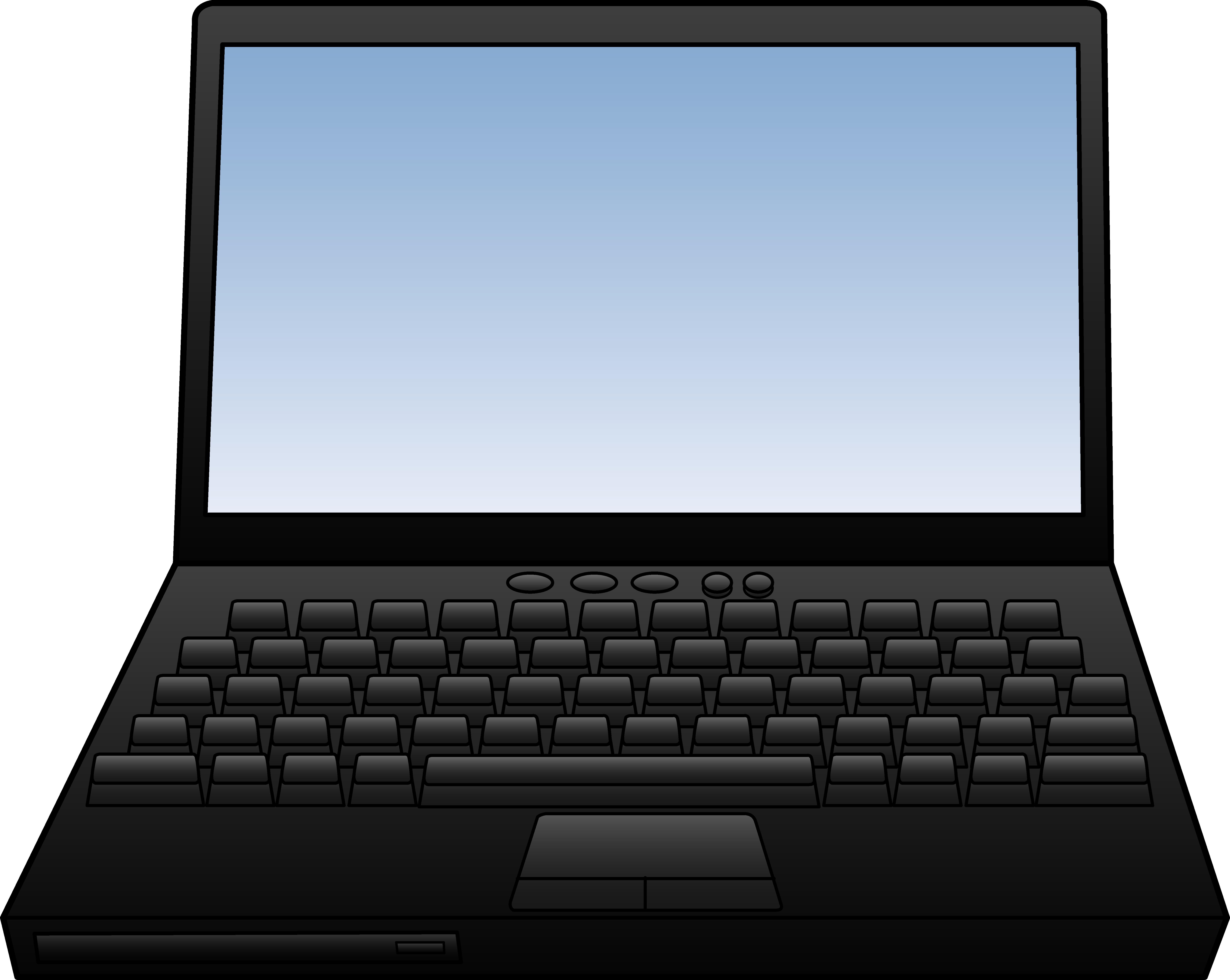 Laptop clipart Laptop Art FreeClipart Design Free