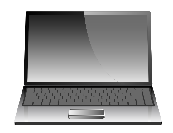 Technology clipart laptop Laptop clip Clipart Free art