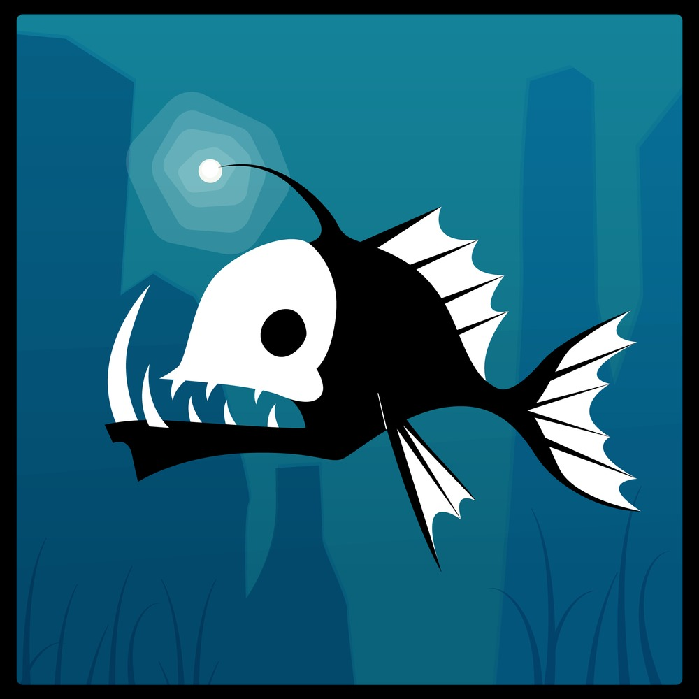 Larger clipart angry fish Fish the (mothef) Dead Anger