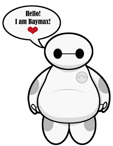 Larger clipart baymax And 88 Pinterest hero images